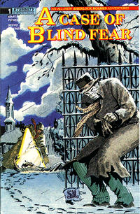 Cover Thumbnail for A Case of Blind Fear (Malibu, 1989 series) #1