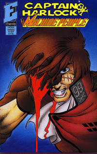 Cover Thumbnail for Captain Harlock: The Machine People (Malibu, 1993 series) #2