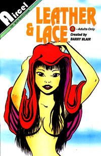 Cover Thumbnail for Leather & Lace (Malibu, 1989 series) #23