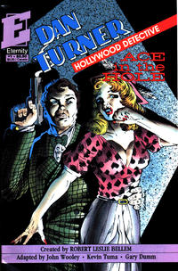 Cover Thumbnail for Dan Turner, Hollywood Detective: Ace in the Hole (Malibu, 1991 series) #1
