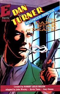 Cover Thumbnail for Dan Turner, Hollywood Detective: The Dark Star of Death (Malibu, 1991 series) #1