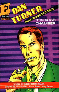 Cover Thumbnail for Dan Turner, Hollywood Detective: The Star Chamber (Malibu, 1991 series) #1