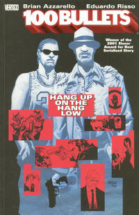 Cover Thumbnail for 100 Bullets (DC, 2000 series) #3 - Hang Up on the Hang Low [Third printing]