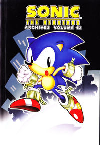 Cover Thumbnail for Sonic the Hedgehog Archives (Archie, 2006 series) #12