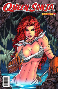 Cover Thumbnail for Queen Sonja (Dynamite Entertainment, 2009 series) #25 [Chasen Grieshop Cover]