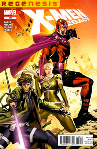 Cover Thumbnail for X-Men: Legacy (Marvel, 2008 series) #259