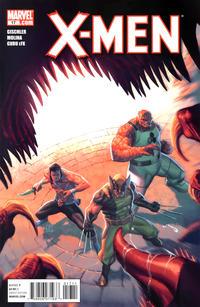 Cover Thumbnail for X-Men (Marvel, 2010 series) #17