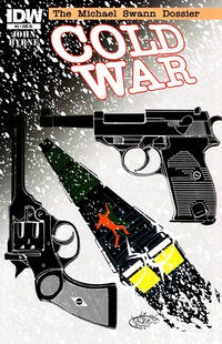 Cover Thumbnail for Cold War (IDW, 2011 series) #3 [Cover RI]