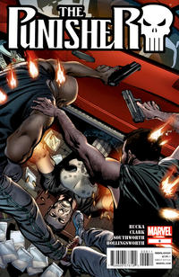Cover Thumbnail for The Punisher (Marvel, 2011 series) #6