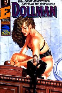 Cover for Dollman (Malibu, 1991 series) #3