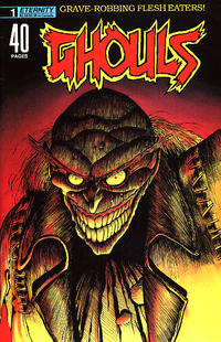 Cover Thumbnail for Ghouls (Malibu, 1989 series) #1
