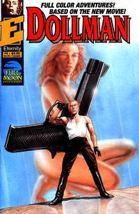 Cover Thumbnail for Dollman (Malibu, 1991 series) #4