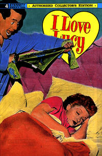 Cover Thumbnail for I Love Lucy (Malibu, 1990 series) #4