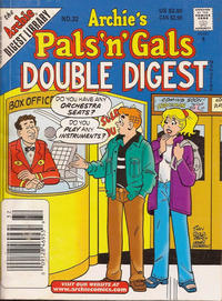 Cover Thumbnail for Archie's Pals 'n' Gals Double Digest Magazine (Archie, 1992 series) #32