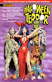 Cover Thumbnail for Halloween Terror (Malibu, 1990 series) #1