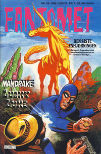 Cover Thumbnail for Fantomet (Semic, 1976 series) #19/1989