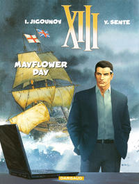 Cover Thumbnail for XIII (Dargaud Benelux, 1984 series) #20 - Mayflower Day