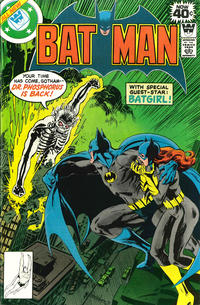 Cover Thumbnail for Batman (DC, 1940 series) #311 [Whitman]