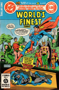 Cover Thumbnail for World's Finest Comics (DC, 1941 series) #269 [Direct]