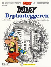 Cover for Asterix (Hjemmet / Egmont, 1998 series) #17 - Byplanleggeren [7. opplag Reutsendelse 512 14]