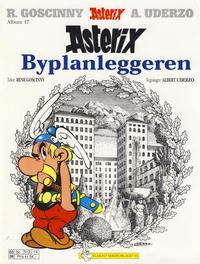Cover Thumbnail for Asterix (Hjemmet / Egmont, 1998 series) #17 - Byplanleggeren [7. opplag Reutsendelse 512 14]