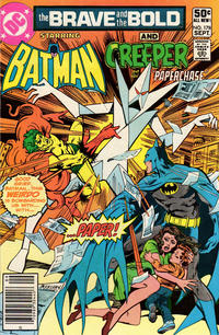 Cover Thumbnail for The Brave and the Bold (DC, 1955 series) #178 [Newsstand Edition]
