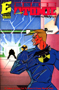 Cover Thumbnail for Johnny Atomic (Malibu, 1991 series) #2