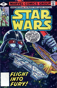 Cover Thumbnail for Star Wars (Marvel, 1977 series) #23 [Direct]