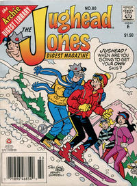 Cover Thumbnail for The Jughead Jones Comics Digest (Archie, 1977 series) #80