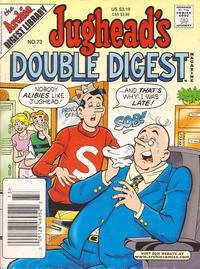 Cover Thumbnail for Jughead's Double Digest (Archie, 1989 series) #73