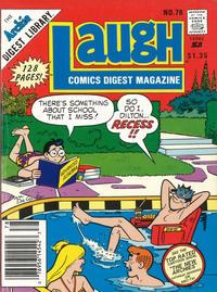 Cover Thumbnail for Laugh Comics Digest (Archie, 1974 series) #78