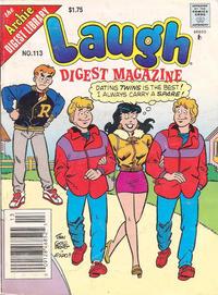 Cover Thumbnail for Laugh Comics Digest (Archie, 1974 series) #113