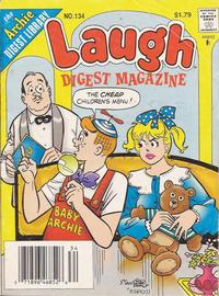 Cover Thumbnail for Laugh Comics Digest (Archie, 1974 series) #134