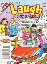 Cover Thumbnail for Laugh Comics Digest (Archie, 1974 series) #164