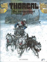 Cover Thumbnail for Thorgal (Le Lombard, 1980 series) #33 - De zwaardboot