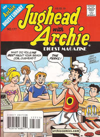 Cover Thumbnail for Jughead with Archie Digest (Archie, 1974 series) #177 [Direct Edition]