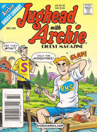 Cover Thumbnail for Jughead with Archie Digest (Archie, 1974 series) #184
