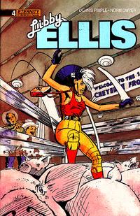 Cover Thumbnail for Libby Ellis (Malibu, 1988 series) #4