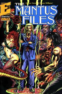 Cover Thumbnail for Mantus Files (Malibu, 1991 series) #1