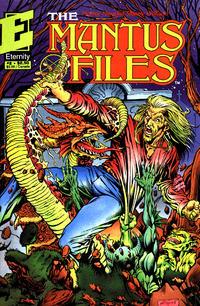 Cover Thumbnail for Mantus Files (Malibu, 1991 series) #2