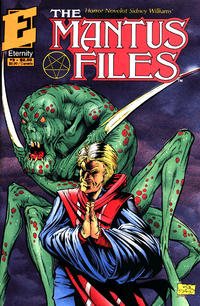 Cover Thumbnail for Mantus Files (Malibu, 1991 series) #3