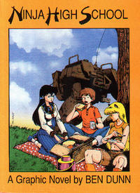 Cover Thumbnail for Ninja High School (Malibu, 1987 series) #[nn]