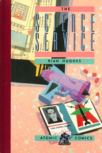 Cover Thumbnail for The Science Service (Eclipse; Acme Press, 1989 series)