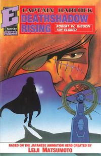 Cover Thumbnail for Captain Harlock: Deathshadow Rising (Malibu, 1991 series) #5