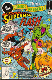 Cover Thumbnail for DC Comics Presents (DC, 1978 series) #2 [Whitman Variant]