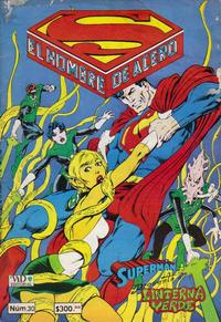Cover Thumbnail for Supermán (Grupo Editorial Vid, 1986 series) #30