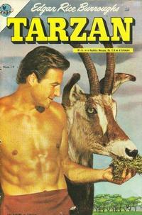 Cover Thumbnail for Tarzán (Editorial Novaro, 1951 series) #19