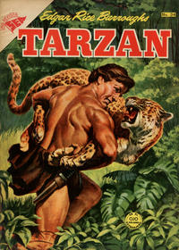 Cover Thumbnail for Tarzán (Editorial Novaro, 1951 series) #34