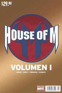 Cover Thumbnail for House of M (Editorial Televisa, 2006 series) #1