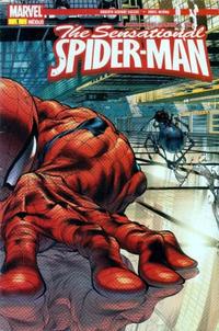Cover Thumbnail for The Sensational Spider-Man, el Sensacional Hombre Araña (Editorial Televisa, 2008 series) #1